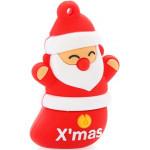 Smartbuy USB2.0 8Gb Santa флешка