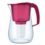 Аквафор Прованс вишневый, фильтр-кувшин для очистки воды