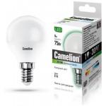 Camelion LED8-G45/845/E14 лампа светодиодная