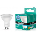 Camelion LED7-GU10/845/GU10 лампа светодиодная