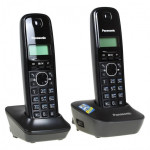 Panasonic KX-TG 1612 RUH радиотелефон