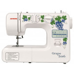 Janome Grape 2016 швейная машина