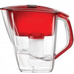 Барьер Гранд NEO рубин, фильтр-кувшин для очистки воды