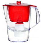 Барьер Лайт красный, фильтр-кувшин для очистки воды