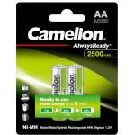 Camelion R6 2500nAh bl2 аккумуляторы
