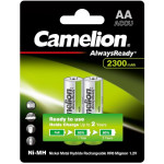 Camelion R6 2300nAh bl2 аккумуляторы