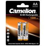 Camelion R6 1500nAh bl2 аккумуляторы