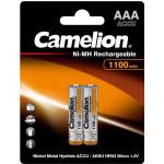 Camelion R03 1100mAh bl2 аккумуляторы