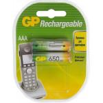 GP 65AAAHC-BL2 R03 650mA аккумуляторы