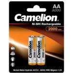 Camelion R6 2000nAh bl2 аккумуляторы