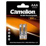 Camelion R03 800mAh bl2 аккумуляторы