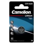 Camelion CR1620 батарейка 1 штука