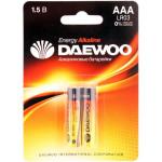 Daewoo LR03 bl/2 Energy батарейки