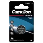 Camelion CR2032 bl/1 батарейка