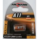 Ansmann A11 bl/1 батарейка