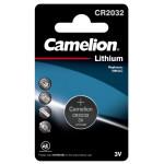 Camelion CR2032 батарейка 1 штука