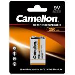 Camelion 6F22 9V 250mA аккумулятор