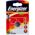 Energizer CR2032 батарейка 1 штука