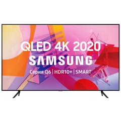 Samsung QE-55Q60TAUX UHD Smart QLED телевизор