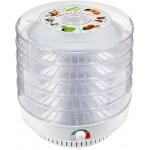 электросушилка Ветерок 5 прозрачных поддонов, цветная упаковка