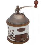 кофемолка ручная жерновая Zeidan Z-1197