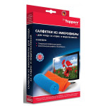 Topperr 3002 набор салфеток из микрофибры для а/в техн.
