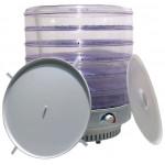 электросушилка Ветерок-2 6 прозрачных поддонов+поддон для пастилы