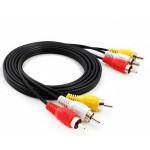 Atcom AT1004 3m 3RCA-3RCA пакет, кабель