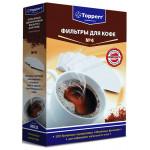 Topper 3012 фильтр для кофеварок №4 (100штук)