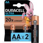 Duracell LR6-2BL UltraPower батарейки