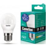 Camelion LED10-G45/865/E27 лампа светодиодная