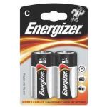 Energizer E93 (LR14) bl2  батарейки