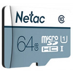 Netac microSDHC 64Gb P500  карта памяти
