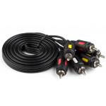 Atcom AT0711 1.8m 3RCA-3RCA пакет, кабель