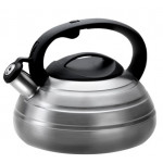 Lara LR00-80 чайник со свистком 3 л, индукция