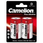 Camelion LR20 bl/2 батарейки
