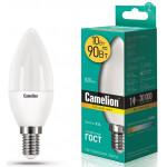 Camelion LED10-C35/830/E14 лампа светодиодная