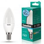 Camelion LED10-C35/845/E14 лампа светодиодная