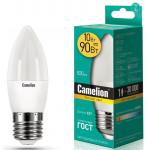 Camelion LED10-C35/830/E27 лампа светодиодная