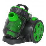 BQ VC1604C Black-Green пылесос с контейнером для пыли