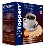 Topper 3049 фильтр для кофеварок №2 (200штук) н/о