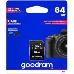 Goodram SDXC 64Gb Class10 UHS-I карта памяти