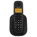 Texet TX-D 4505A черный радиотелефон