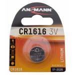 Ansmann CR1616 батарейка
