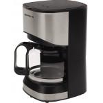 кофеварка Polaris PCM 0613 нержавеющая сталь