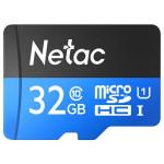 Netac microSDHC 32Gb P500  карта памяти