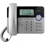 Texet TX-259 черный-серебристый телефон