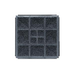 Bosch BBZ190 AF угольный фильтр для BSG8